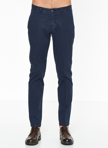 Beymen Business Slim Fit Pantolon 4B0119100022 Lacivert